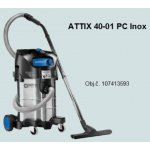 Nilfisk ATTIX 40-01 PC INOX recenze, cena, návod