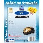 Jolly Z 7, 5ks do vysav. ZELMER Magnat 3000, Jupiter 4000, Maxim 3000, Solaris 5000 recenze, cena, návod