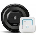 iRobot Roomba e5 + iRobot Braava jet 240 recenze, cena, návod