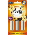 AROLA Vanilla 3 ks recenze, cena, návod