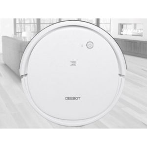 Ecovacs Deebot 501 recenze, cena, návod