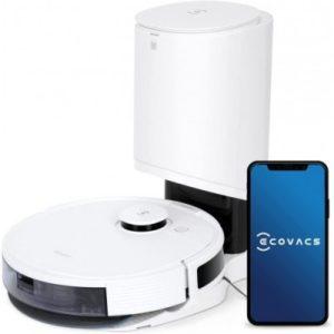 Ecovacs Deebot N8 Pro+ recenze, cena, návod